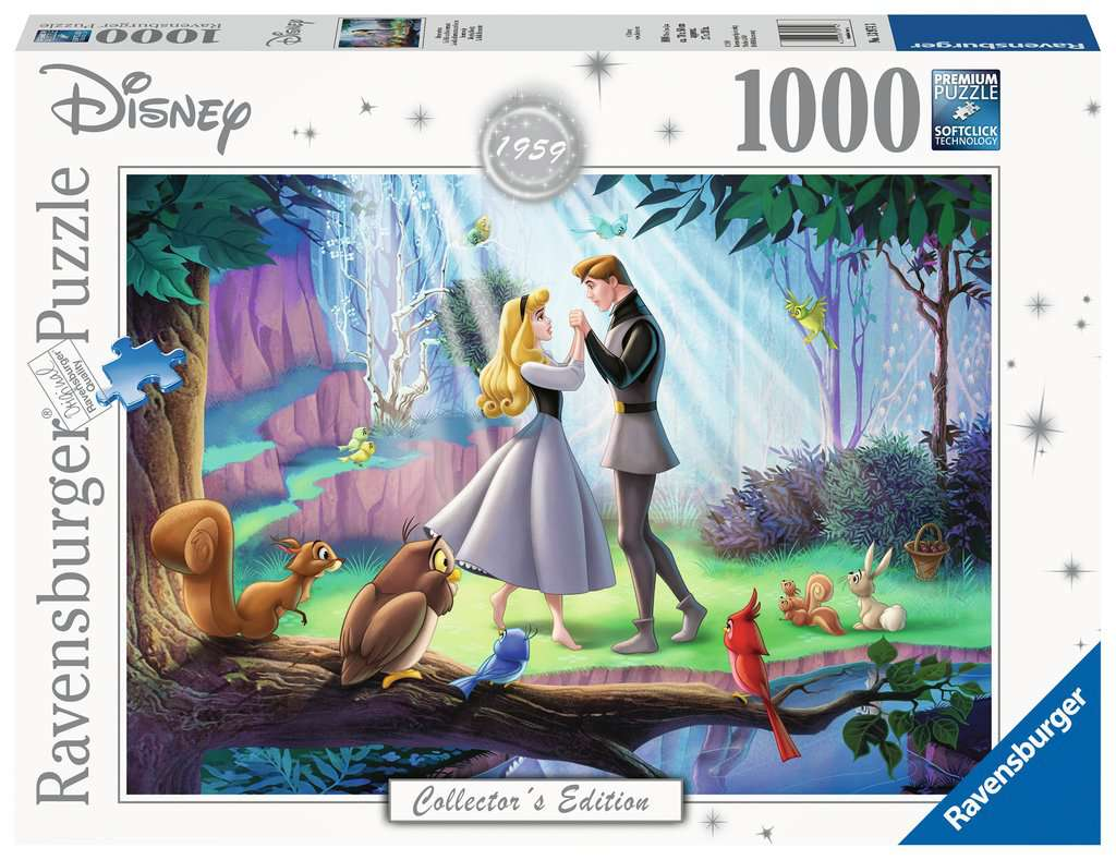 Ravensburger ~ Disney Moments 1959 Sleeping Beauty ~ Puzzle 1000 pcs