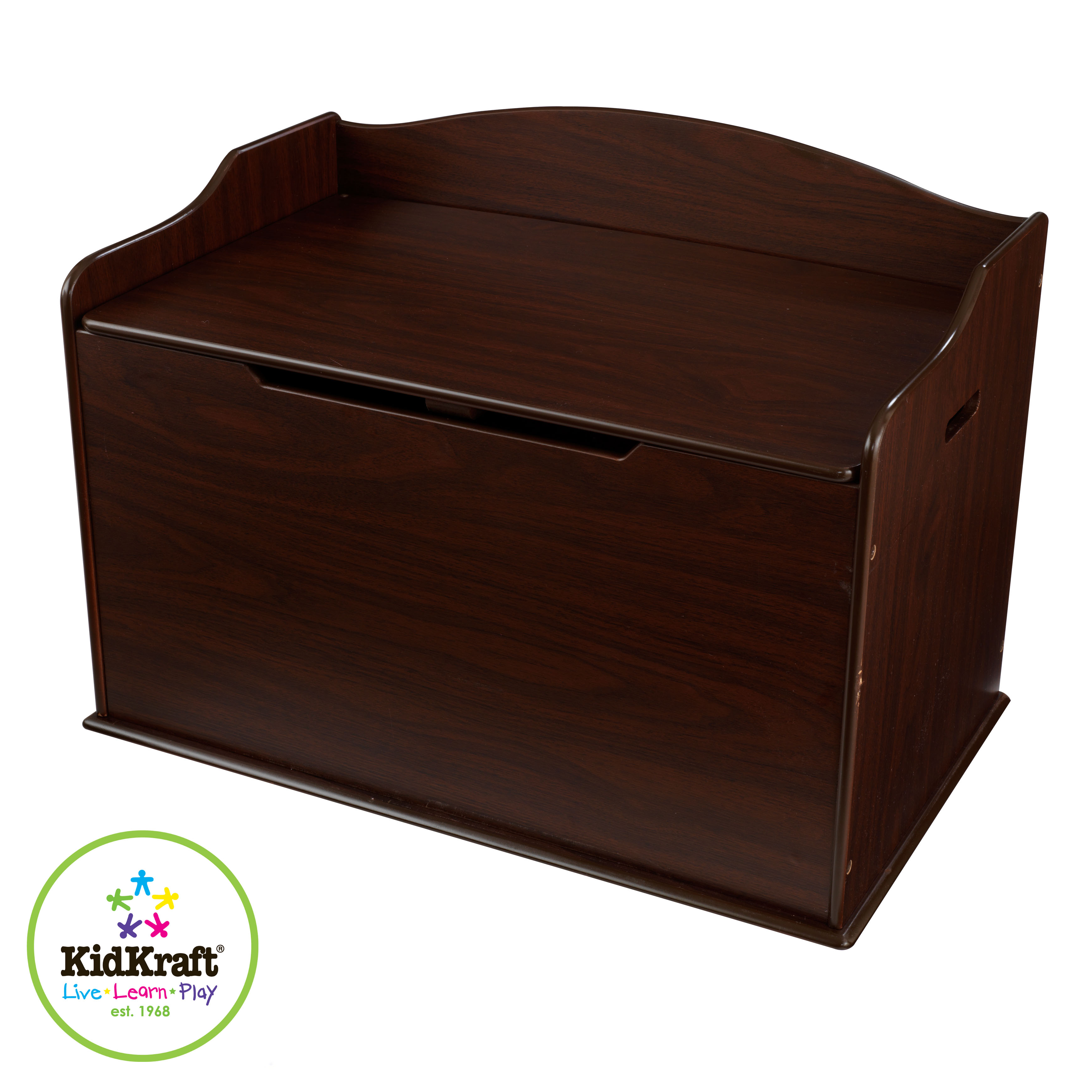 Austin Toy Box Espresso -- Kidkraft ~ Temp out of stock ETA late Aug ~ PreOrder