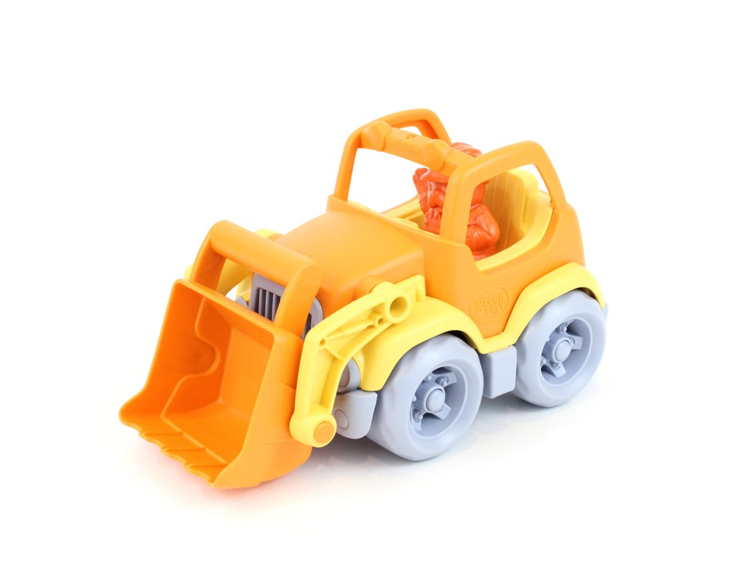 Green Toys ~ Construction Scooper 2+