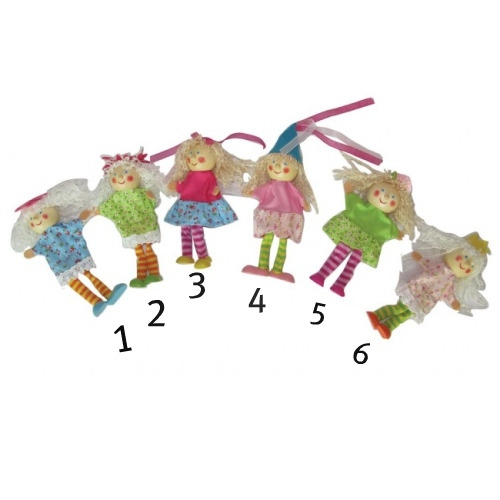 Fairy Finger puppets
