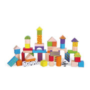 Wooden Blocks 50 pc by Viga Toys