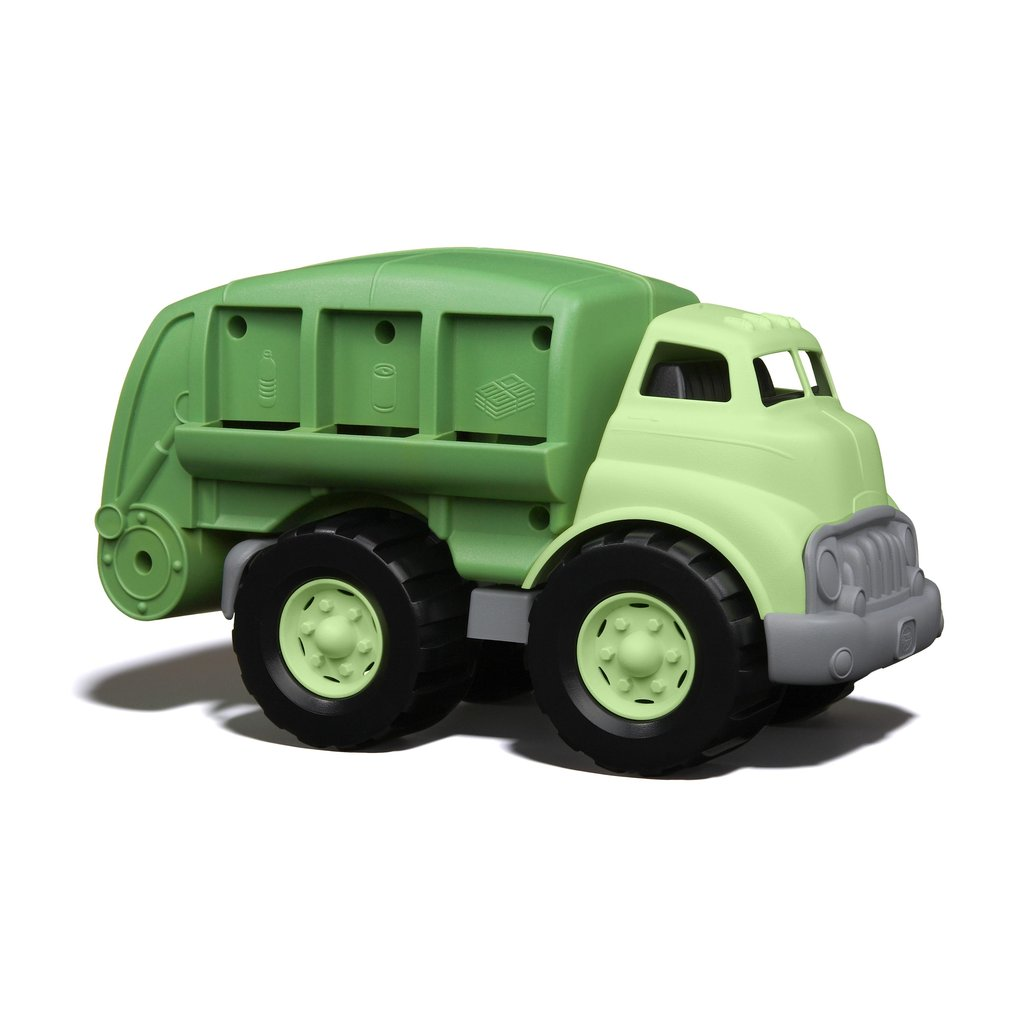 Green Toys ~ Recycling Truck 1+
