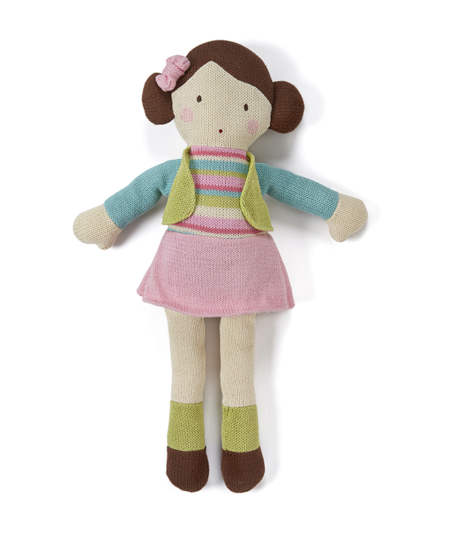 Mama knitted ~ Doll by NANA HUCHY