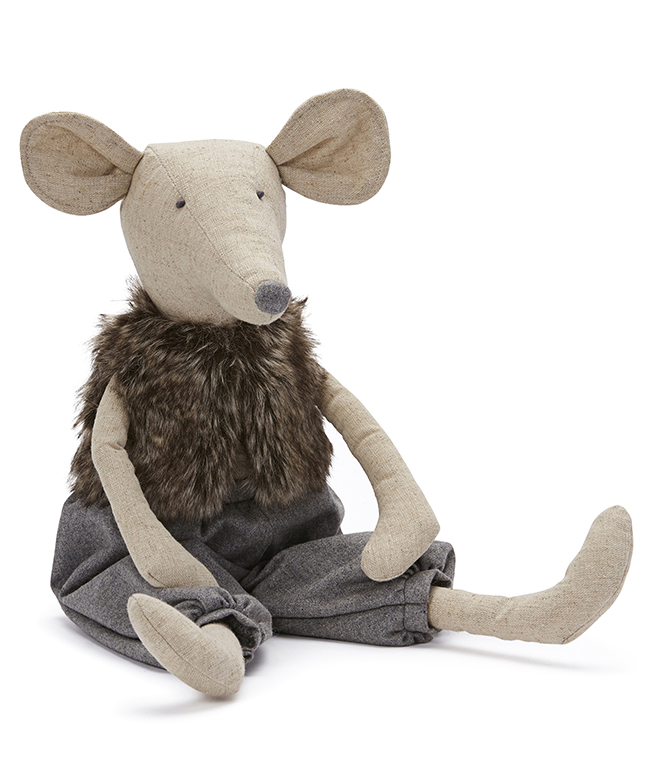 Moshie Mouse ~ Doll by NANA HUCHY