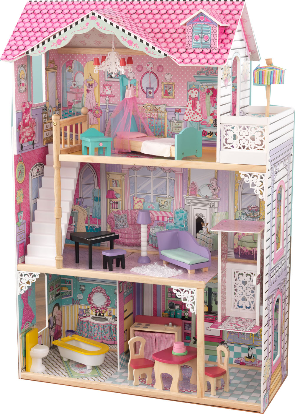Annabelle Doll House by Kidkraft