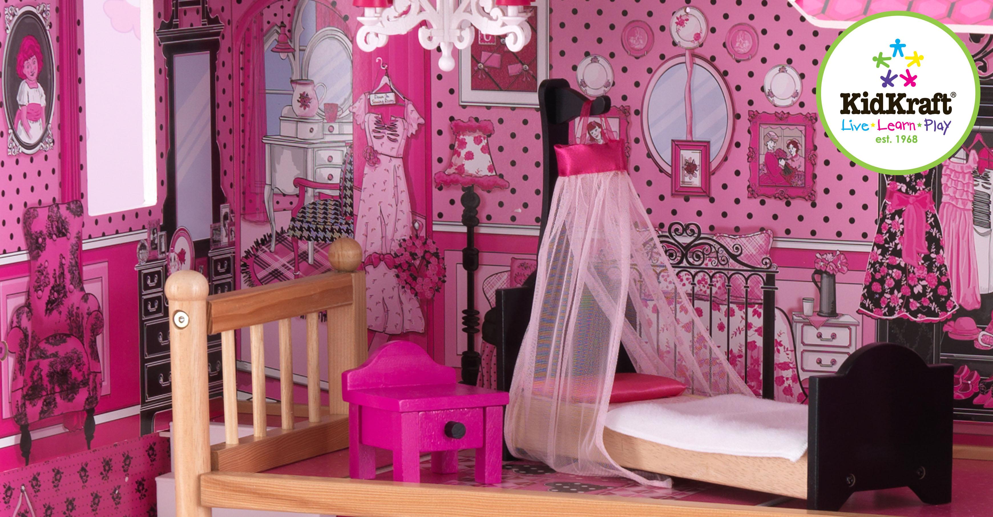 Спальня для куклы барби своими руками