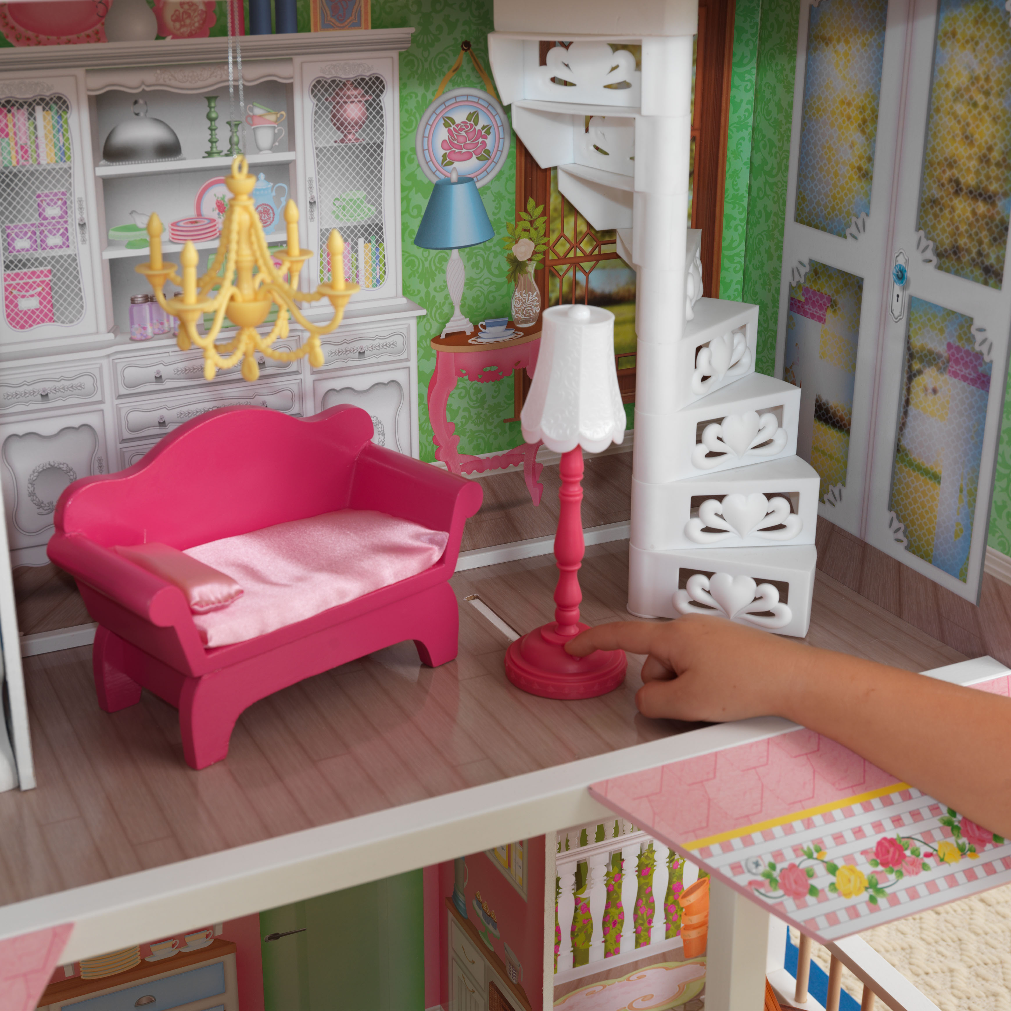 Sweet Savannah Dollhouse by Kidkraft