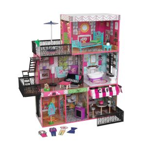 Brooklyns Loft Dollhouse by Kidkraft (ETA Mid August 2019)
