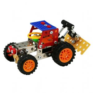 Construct It! Tractor DIY Mechanical Kit ~ Craft for Kids by BMS