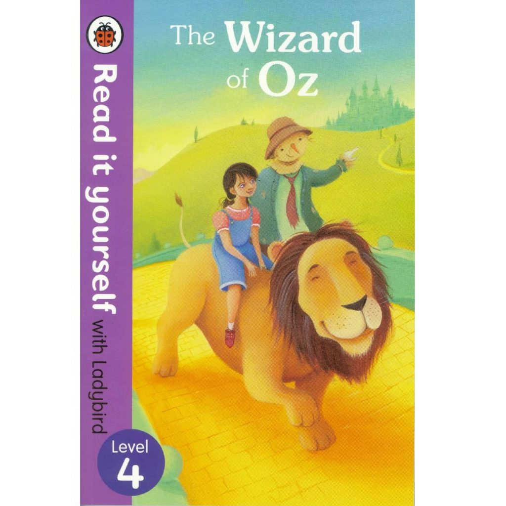 Read It Yourself Level 4 ~ The Wizard Of Oz