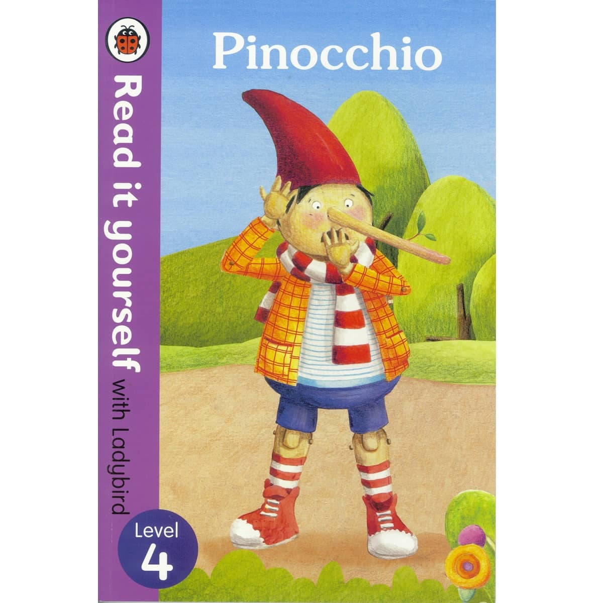 Read It Yourself Level 4 ~ Pinocchio – By Ladybird