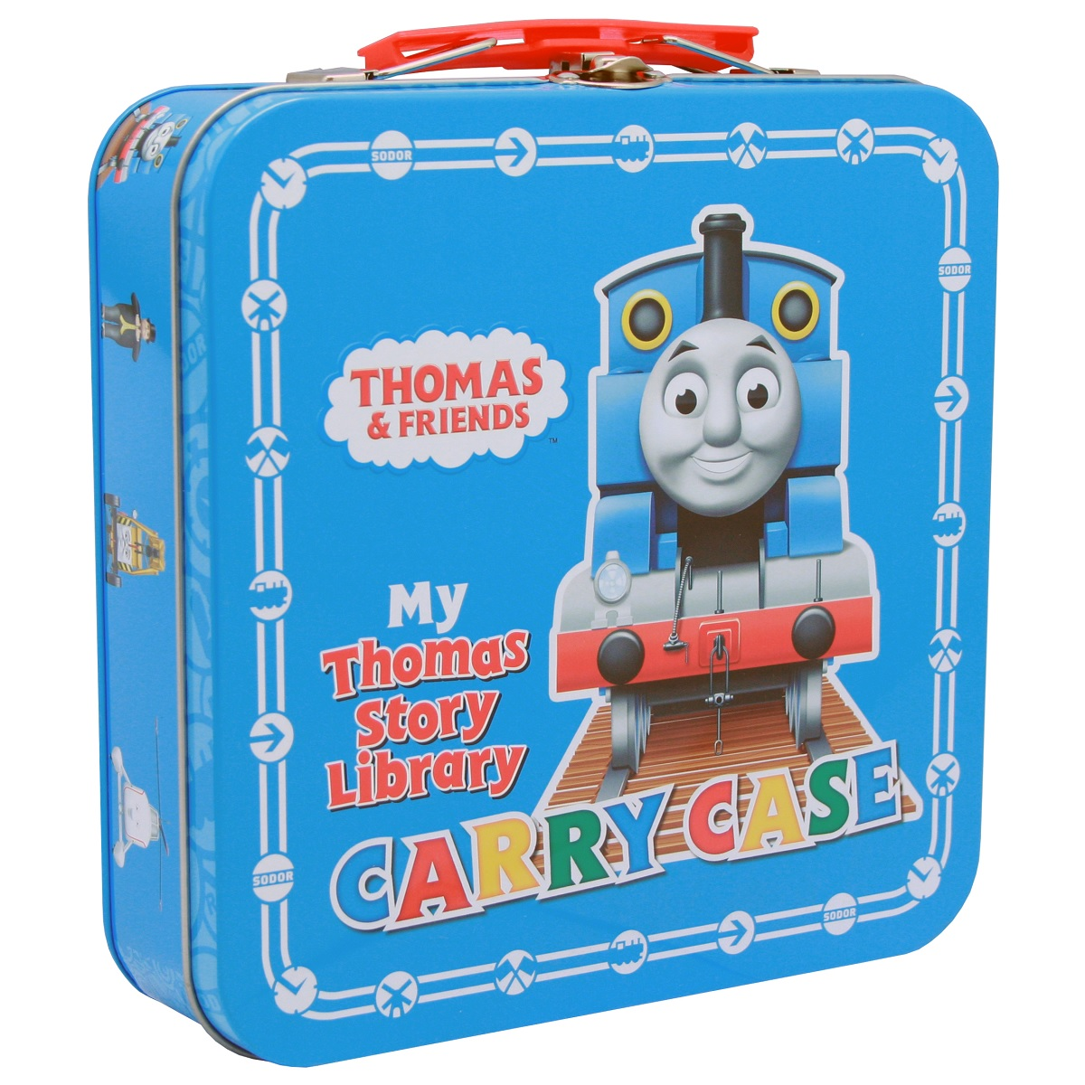 Thomas & Friends – My Thomas Story Library 10 Book Carry Case