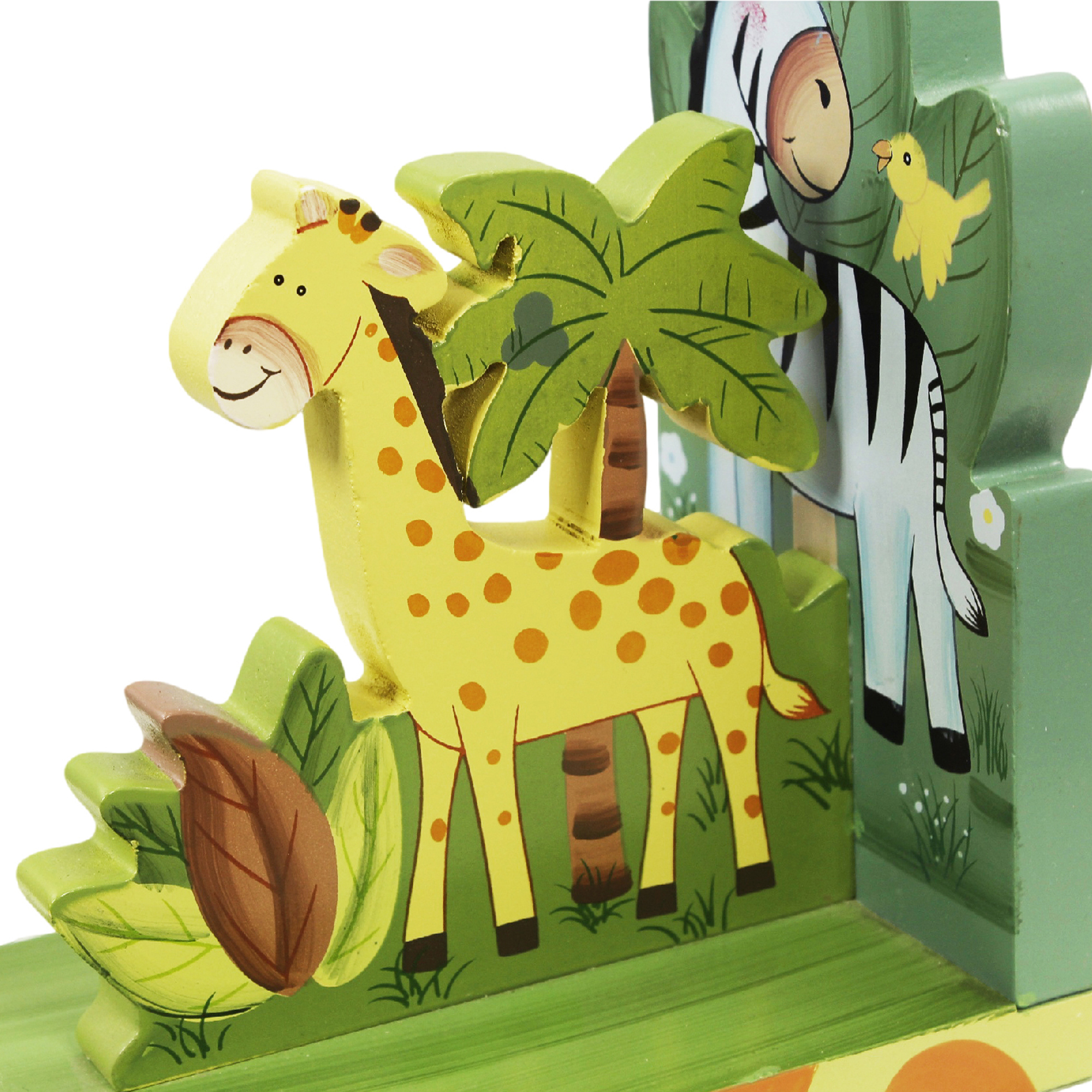 Sunny Safari Bookends by Fantasy Fields Teamson
