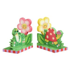 Magic Garden Bookends by Fantasy Fields Teamson