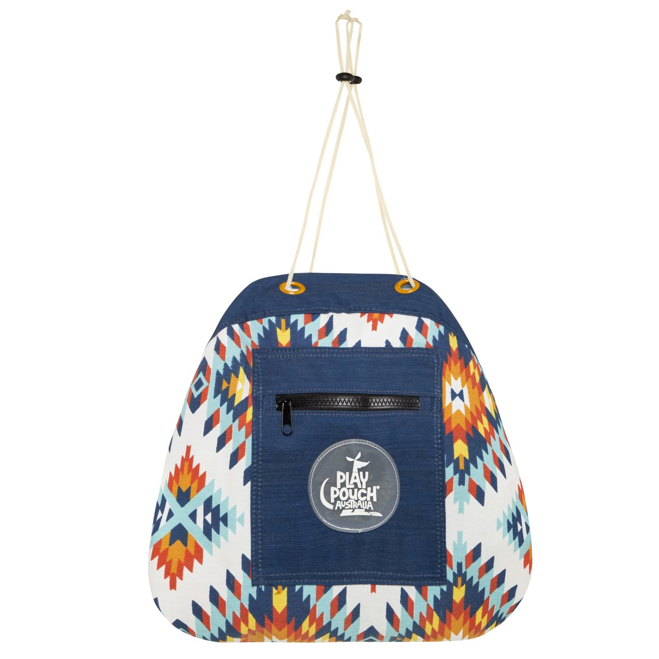 Aztec Aqua Pouch Mini ... waterproof - for beach, pool, park and play!