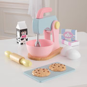 Pastel Baking set by Kidkraft