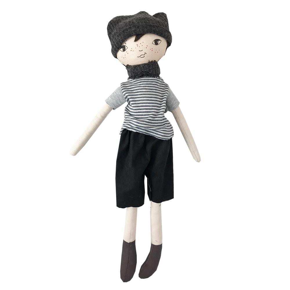 Lenny Doll ~ Beanie Boy by These little Treasures