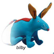 Cuddly Bilby ~ Toy by Barefoot