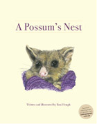 A Possum's Nest by Toni Hough