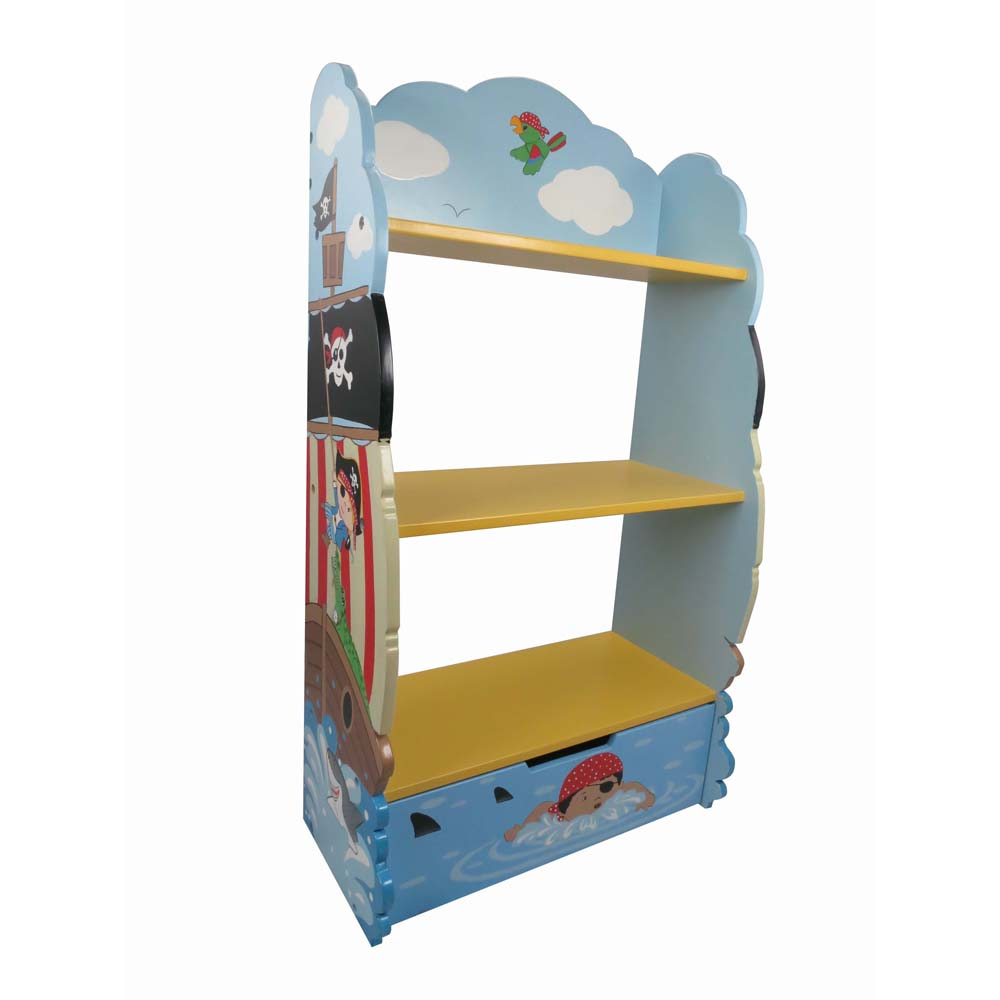Pirate Bookcase by Teamson