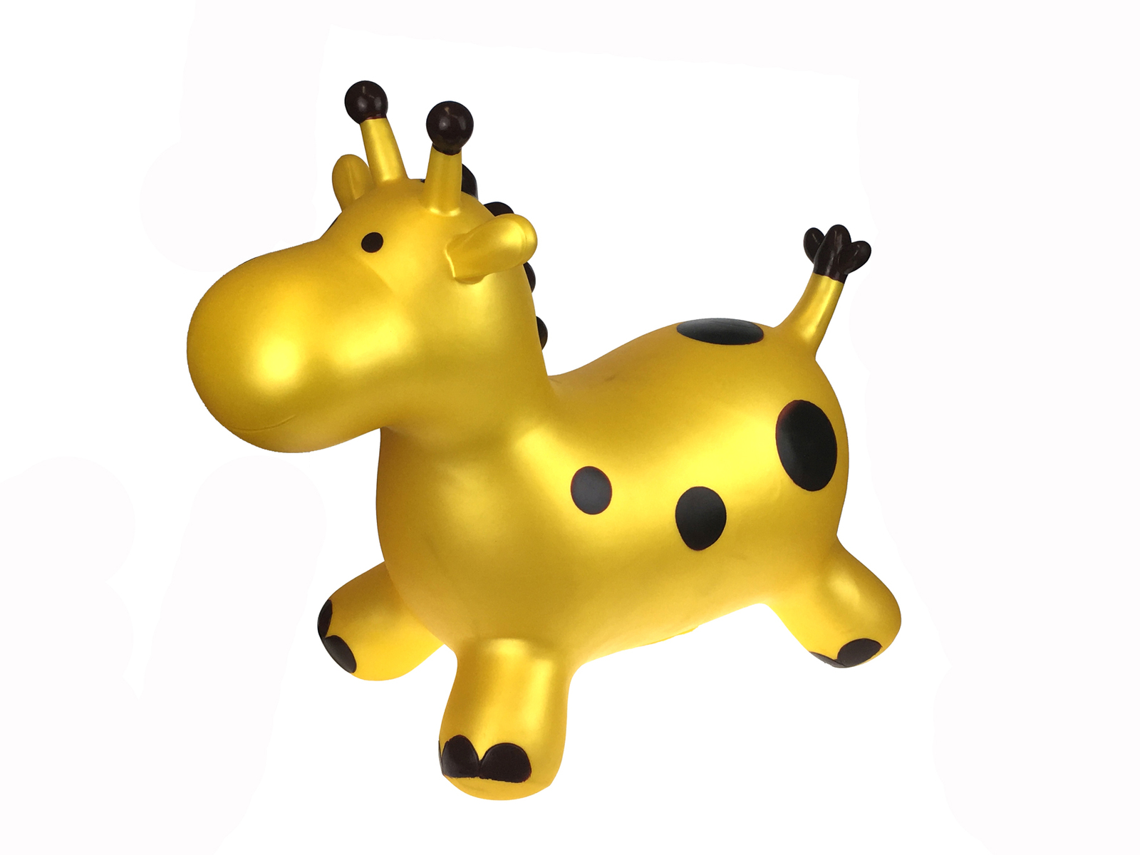 Bouncy Rider Gold Giraffe by Kaper Kidz