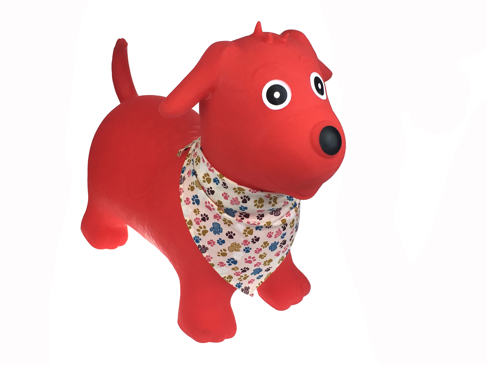 Bouncy Rider Red Dog by Kaper Kidz