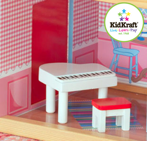 Wooden Chelsea Doll Cottage by Kidkraft