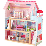 Wooden Chelsea Doll Cottage by Kidkraft   ~~ This is only available for PICK UP ONLY from Greenvale Victoria