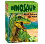 Match Up Game & Puzzle ~ Dinosaurs by Peaceable Kingdom