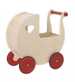 Dolls Pram by moover ~ Natural