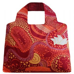 SAKitToMe ~ Dreamtime Design ~ Compact Bag by Envirotrend