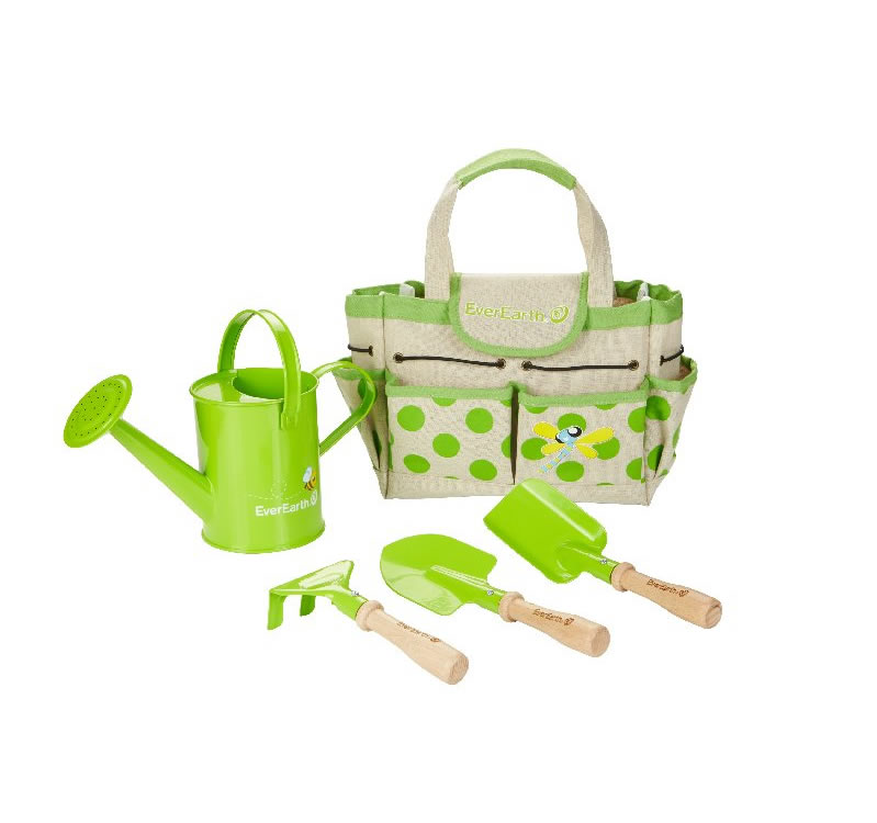 Everearth Gardening Bag With Tools ~ eco friendly