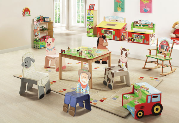 Farmyard Collection by Teamson