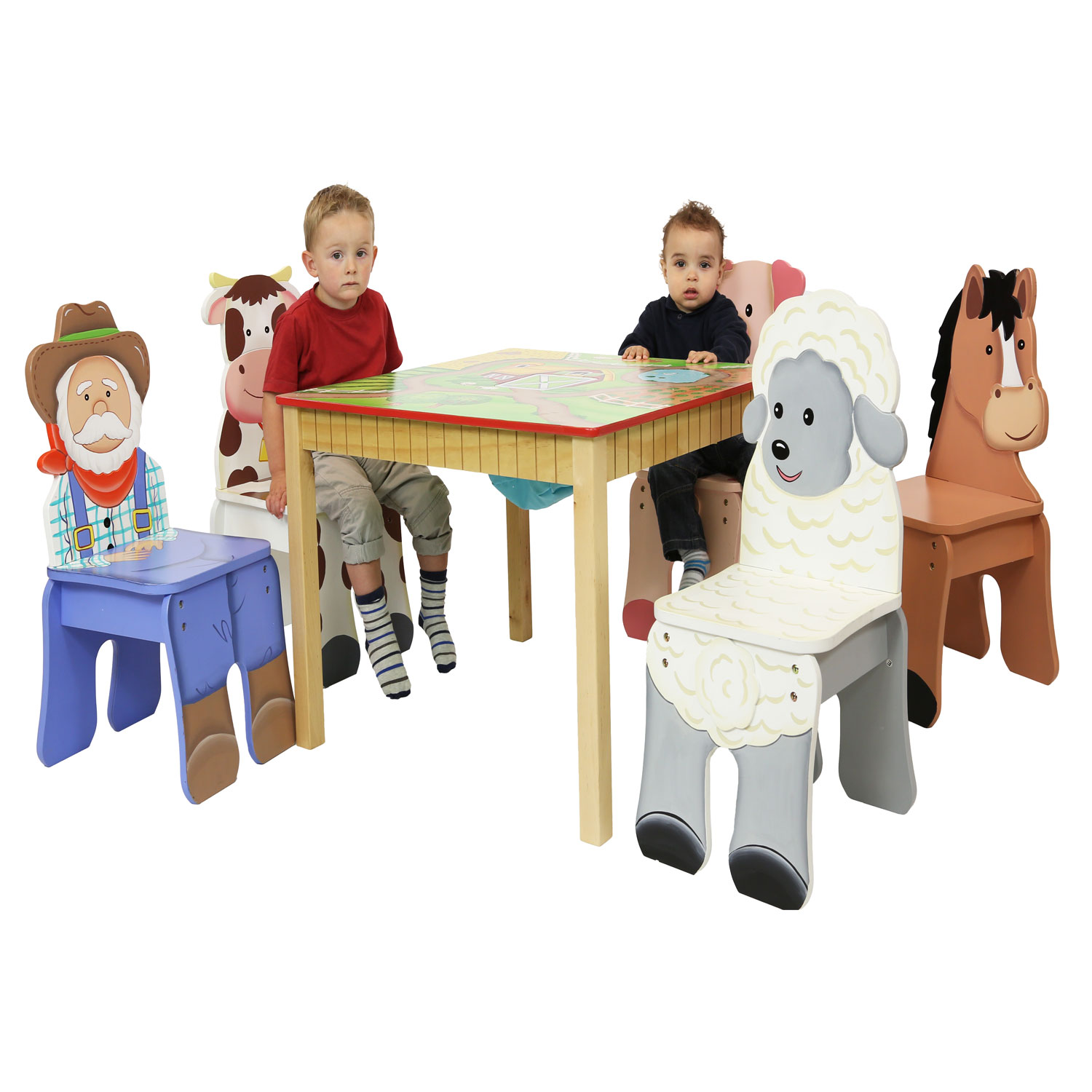 Farmyard Table