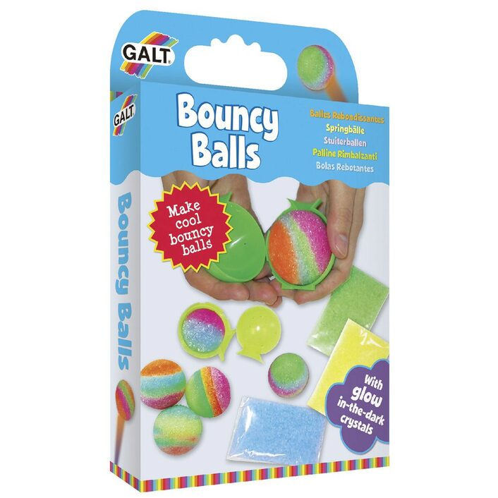 Galt ~ Bouncy Balls ~ Craft Kits 8+