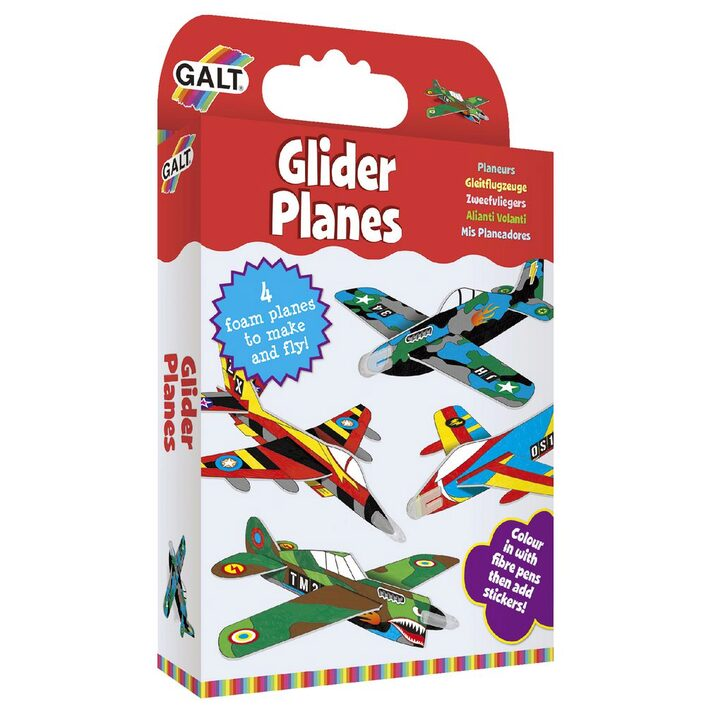 Galt ~ Glider Planes ~ Craft Kits 5+