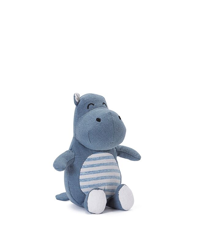 Hugo the Hippo Baby Rattle by NANA HUCHY