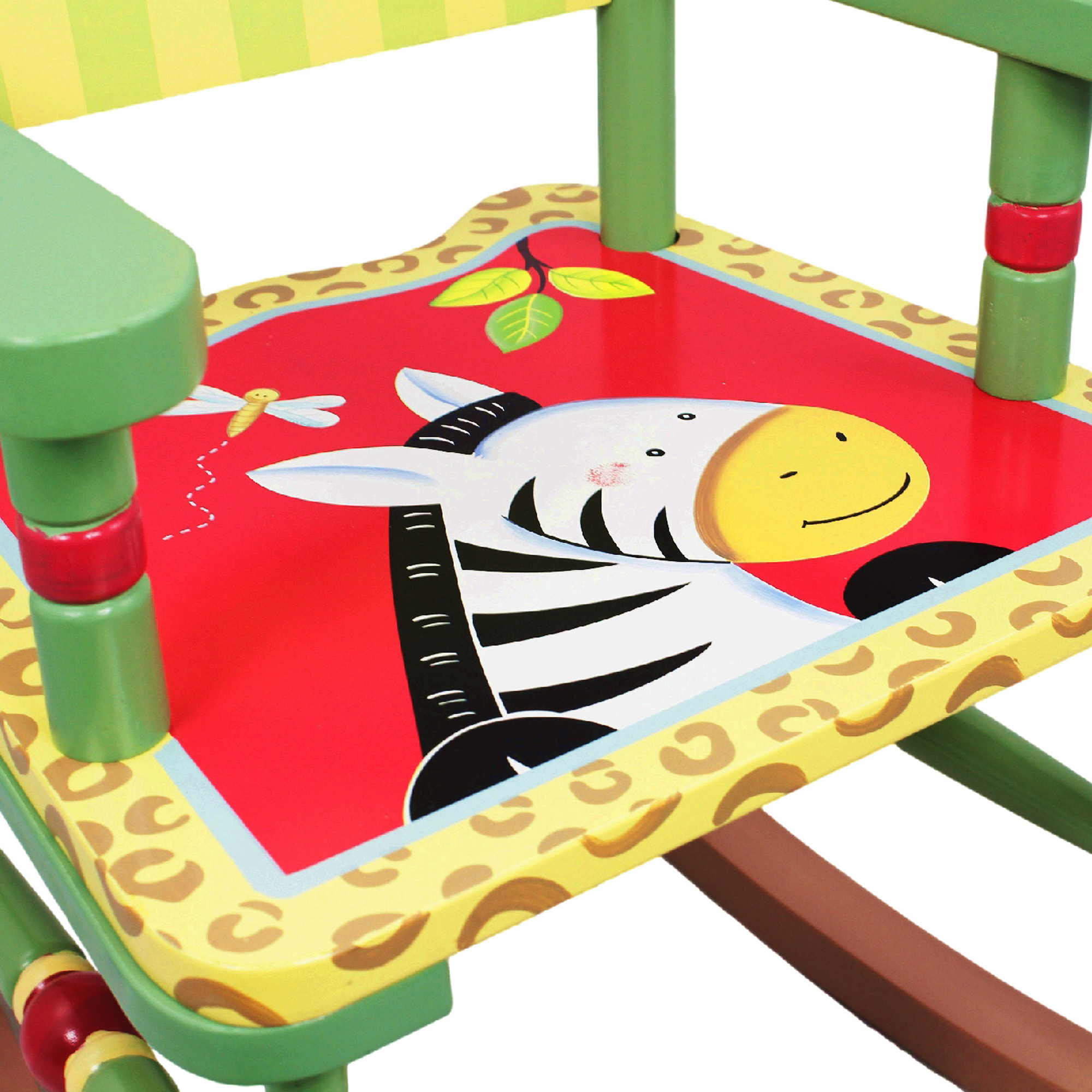 Sunny Safari Rocking Chair by Teamson - Fantasy Fields