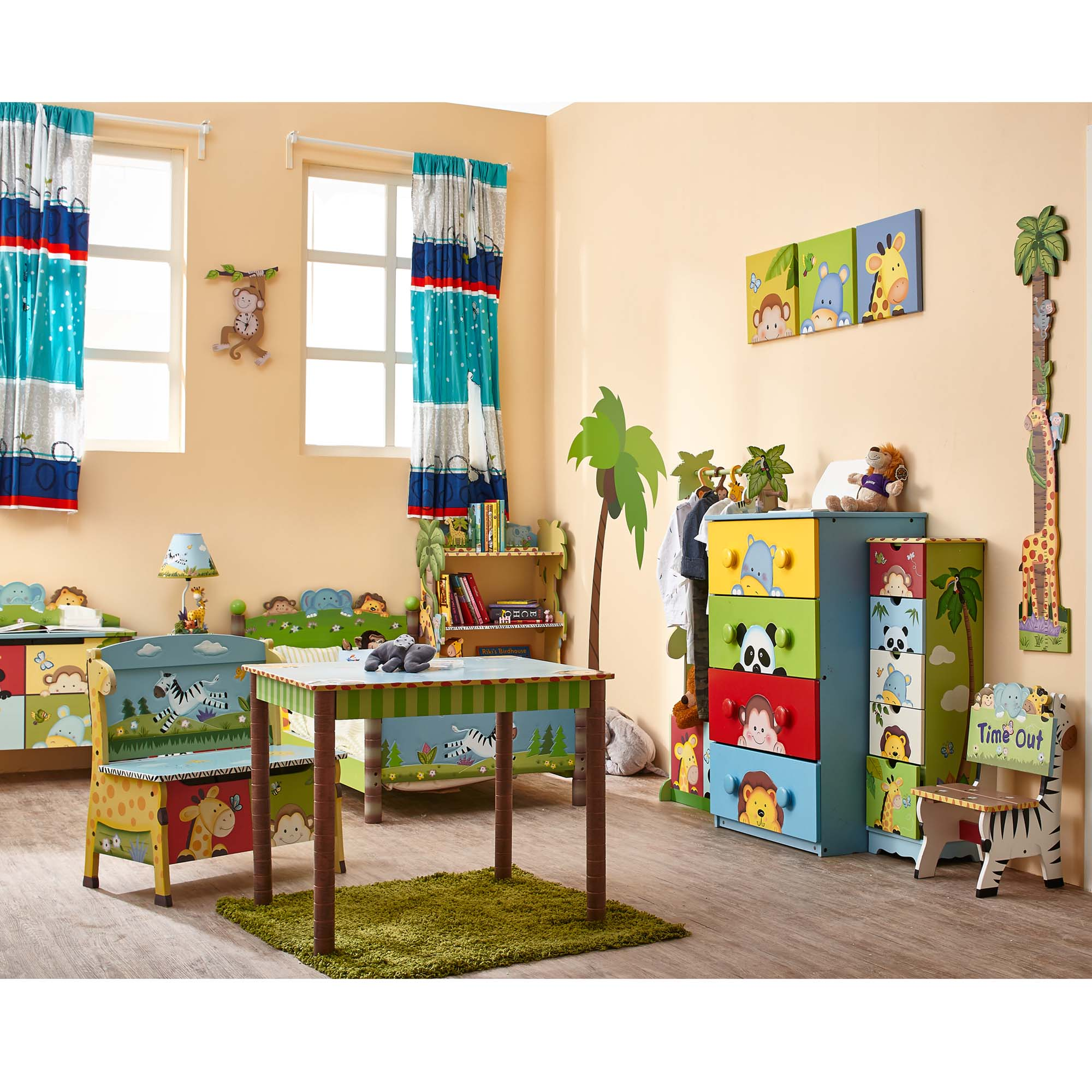 Sunny Safari Collection ~ Fantasy Fields ~ Teamson