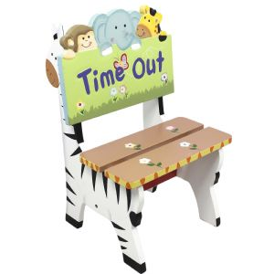 Sunny Safari Time Out Chair by Teamson - Fantasy Fields