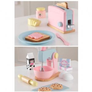 2 KidKraft Kitchen Sets for your young Master-chef at heart.....
