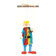 King String puppet ~ Marionette ~ puppetry ~ pretend play