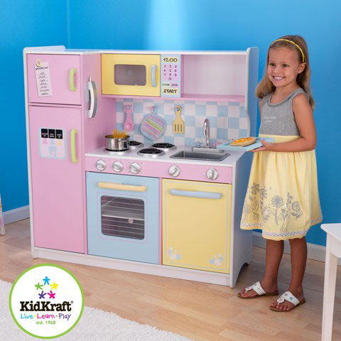 Romantic Flair Original Kidkraft Kitcchens