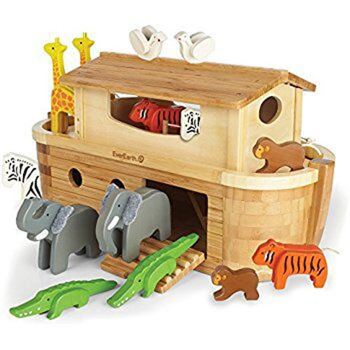Large Noah's Ark by EverEarth ~ eco friendly ~~ BACK in STOCK aprox: 23rd Nov taking orders