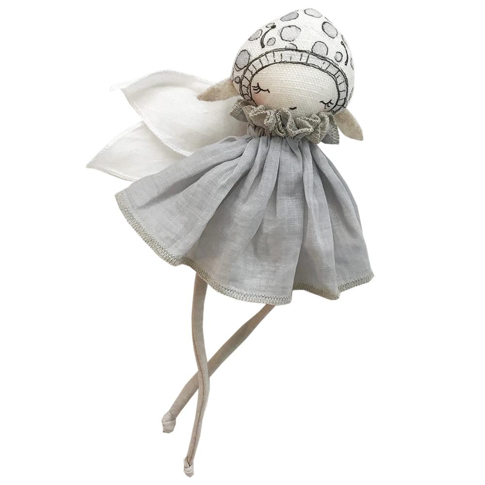 Li Li ~ Pixie Bebe Doll by These little Treasures