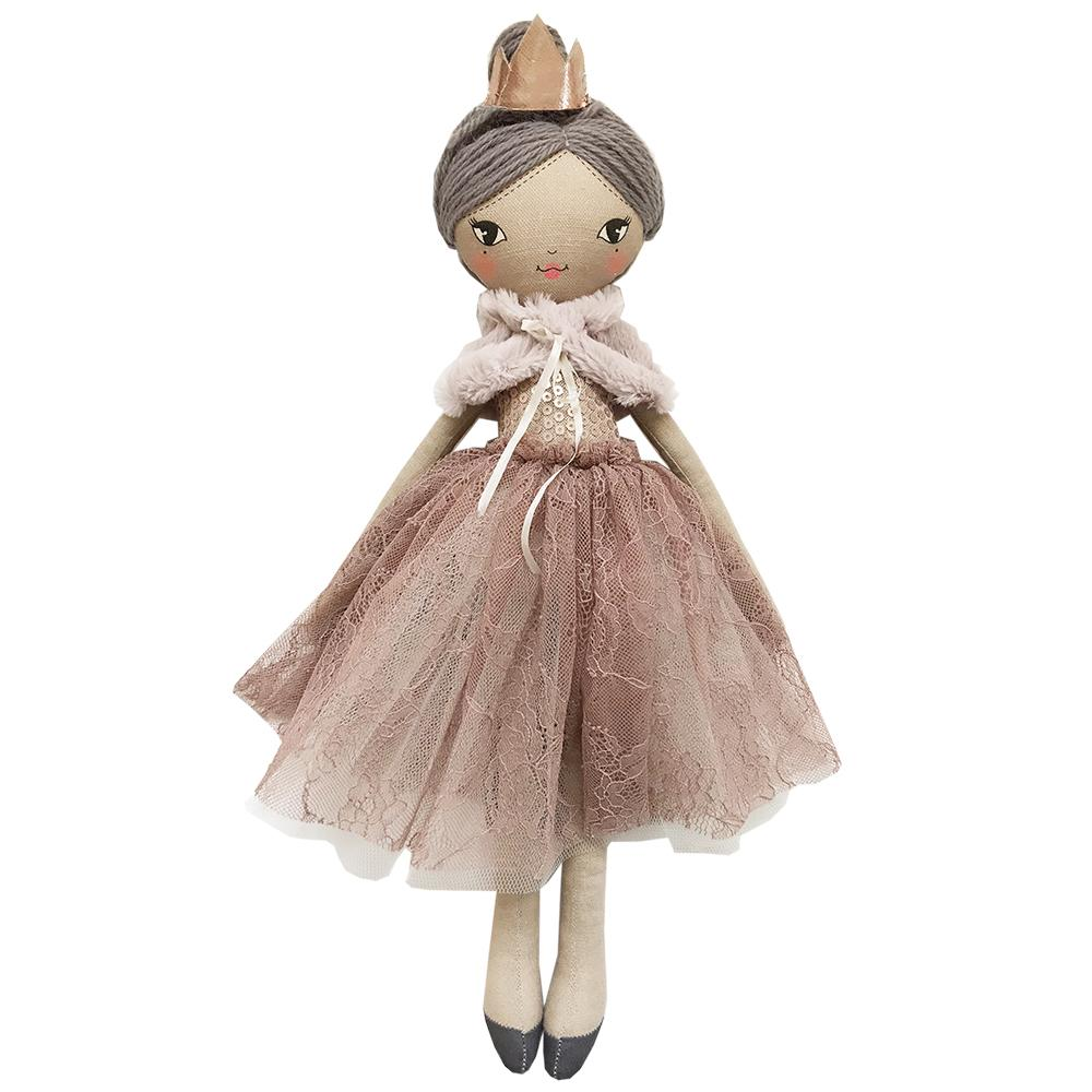 Small Lola Doll ~ Princess by These little Treasures