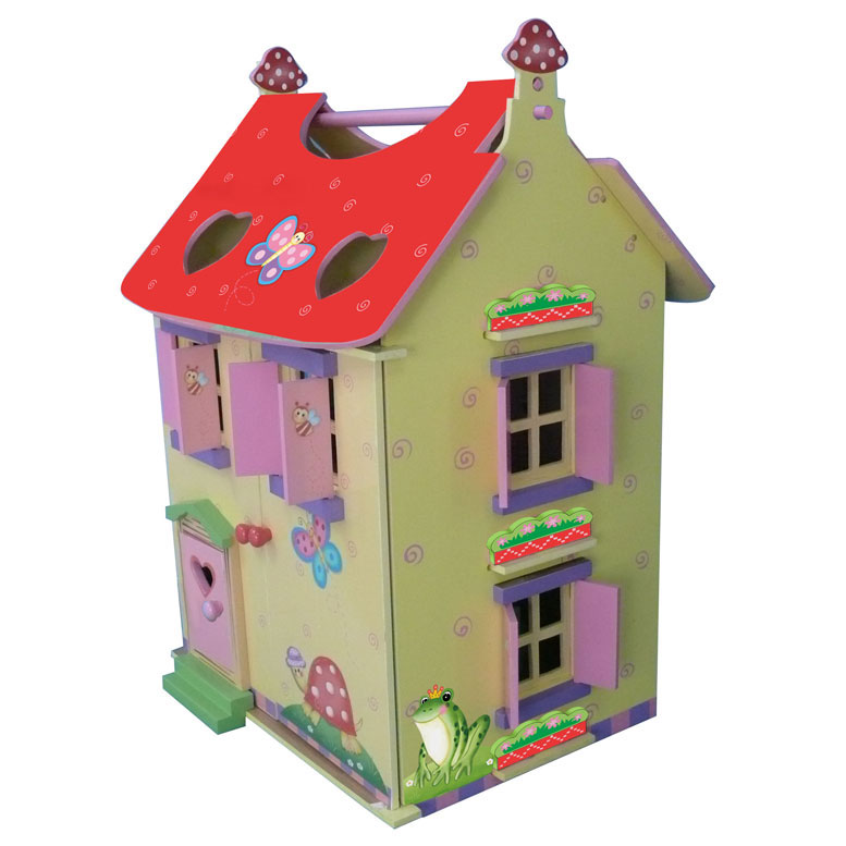 Magic Garden Doll Gouse with furniture & dolls