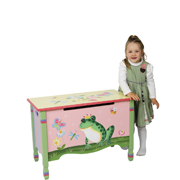 Magic Garden Toy Chest by Fantasy Fields Teamson - Toy Box