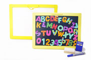 Wooden 3 in 1 Magnetic Board  by Kaper Kids