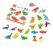 Wooden Magnetic Dinosaurs set by Viga Toys